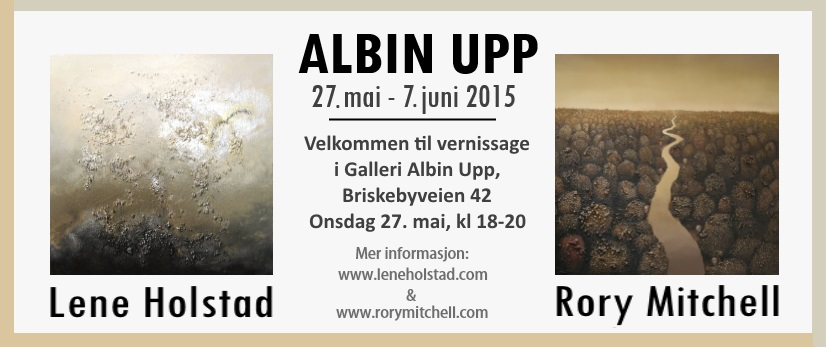 Albin Upp invitation